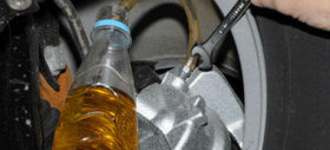 Инструкция по прокачиванию тормозов на Ланосе с ABS и без и как часто нужно менять тормозную жидкость