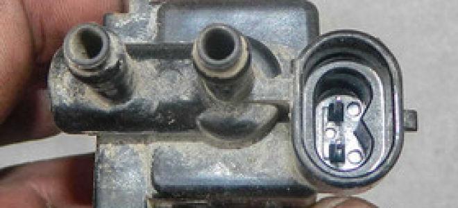 Клапан продувки адсорбера на Ланосе, Сенсе и Шансе: конструкция, виды неисправностей, проверка и замена