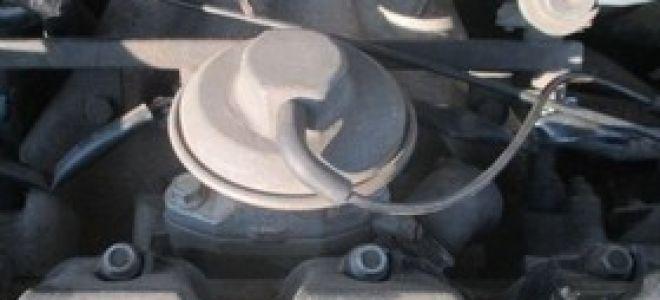 Клапан EGR и система рециркуляции отработавших газов на Ланосе и Шансе: назначение, конструктивные особенности, чистка, замена и последствия удаления