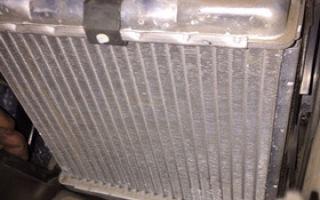 Инструкция по замене радиатора печки на Ланосе своими руками двумя способами