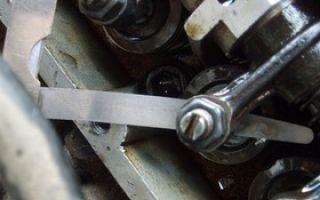 Улучшаем работу двигателя или как отрегулировать клапана на Ланосе, Сенсе и Шансе самостоятельно