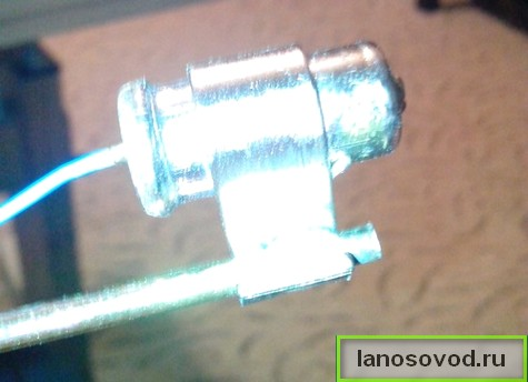 Датчик контроля топлива ланос