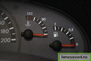 Почему увеличивается расход топлива Ланос