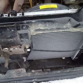 Как снять и заменить радиатор на Ланосе