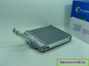 Радиатор отопления Лузар Ланос