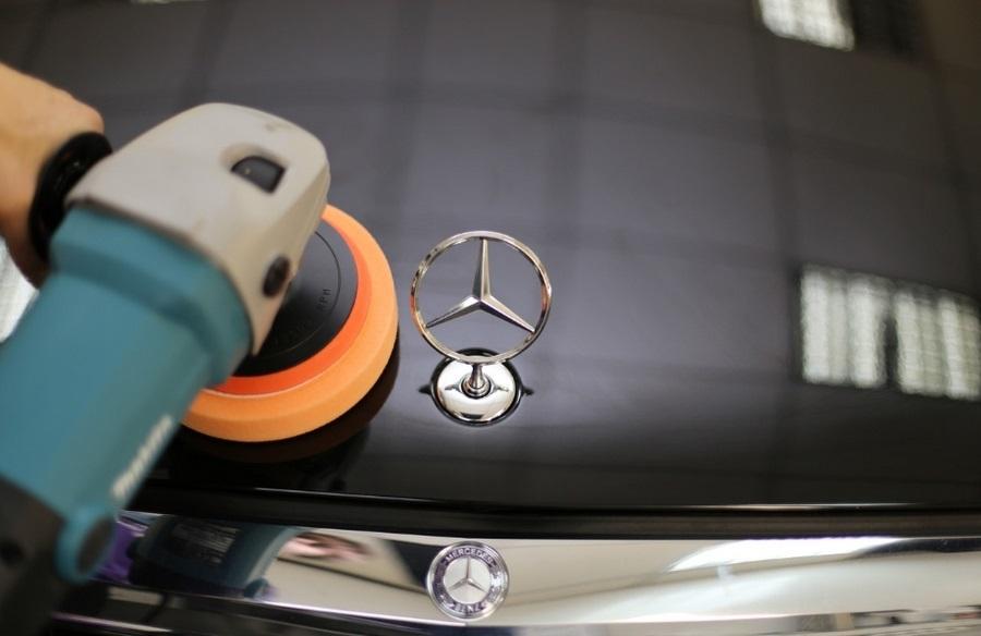 Как полировать кузов авто болгаркой
