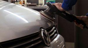 Особенности полировки автомобиля