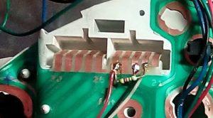 Припаять резистор