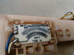 ДУТ это переменный резистор