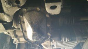 Крышка КПП Ланос на 11 отверстий