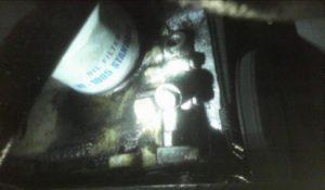 Причины течи масла из фильтра