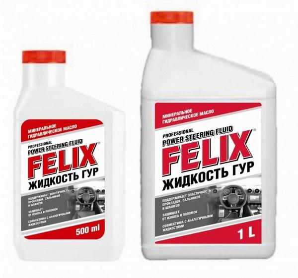 Минеральное масло для ГУР