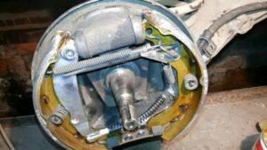 Как устроен барабанный механизм Ланос