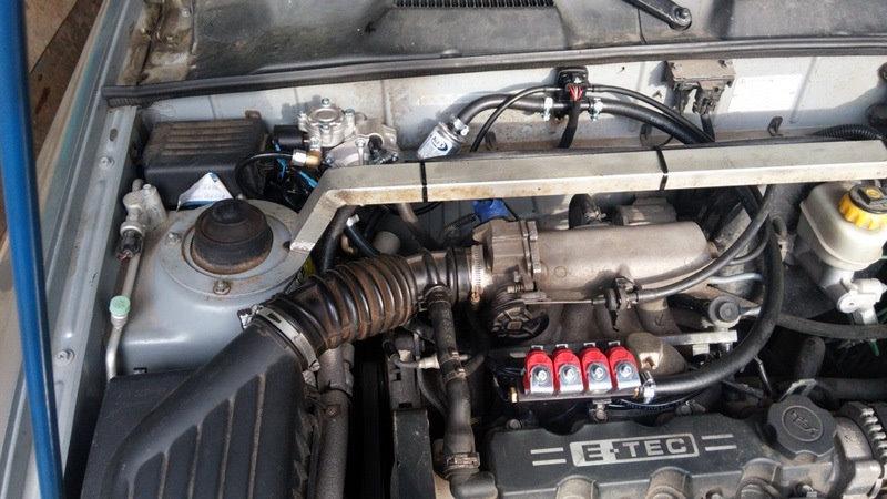 ГБО на Ланосе и как оно влияет на запуск мотора