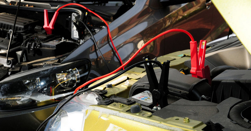 Прикуривание автомобиля по инструкции