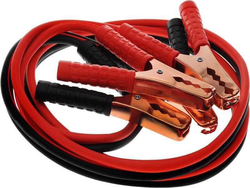 Стартовые провода для прикуривания