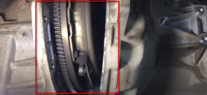 Как поменять сцепление на Ланосе без снятия коробки передач