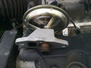 Особенности удаления клапана ЕГР на Ланос